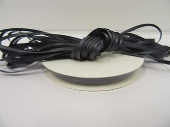 Charcoal Dark Grey Satin ribbon Double sided 3mm 7mm 10mm 15mm 25mm 38mm 50mm Roll Bow